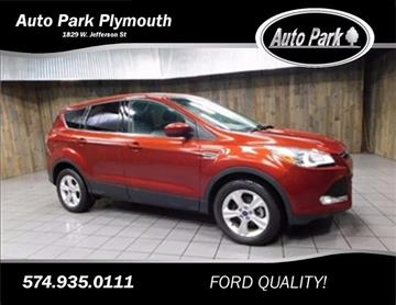 2014 Ford Escape for sale in Plymouth, IN