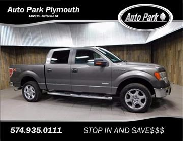 2014 Ford F-150 for sale in Plymouth, IN