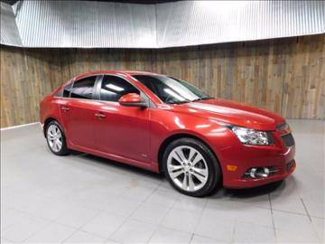 2011 Chevrolet Cruze for sale in Plymouth, IN
