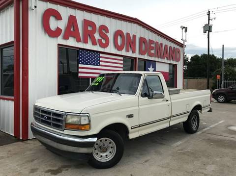 1994 Ford F-150 for sale in Pasadena, TX