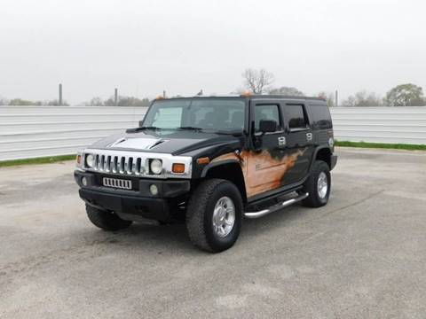 2004 HUMMER H2 for sale in Pasadena, TX