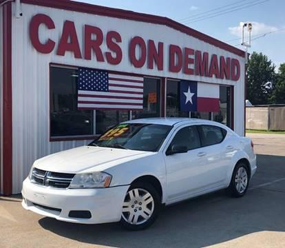 2014 Dodge Avenger for sale in Pasadena, TX