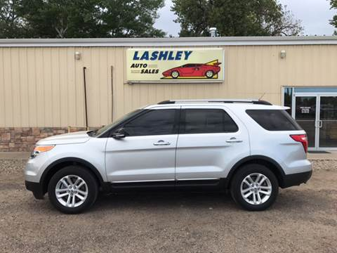 2014 Ford Explorer for sale in Mitchell, NE
