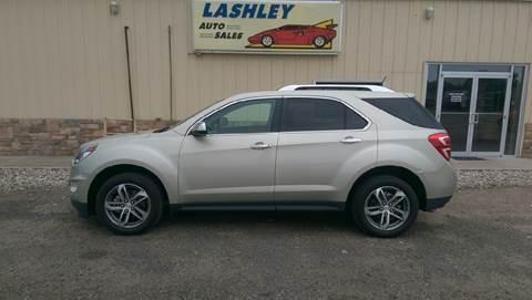 2016 Chevrolet Equinox for sale in Mitchell, NE