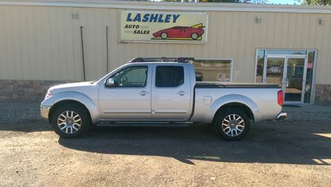 2013 Nissan Frontier for sale in Mitchell, NE