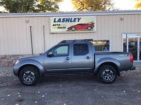 2016 Nissan Frontier for sale in Mitchell, NE