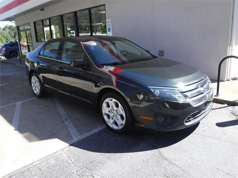 2010 Ford Fusion for sale in Asheville, NC