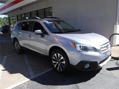 2015 Subaru Outback for sale in Asheville, NC