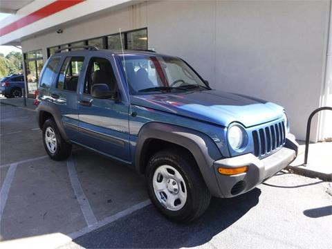 2004 Jeep Liberty for sale in Asheville, NC