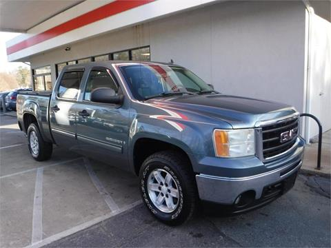 Gmc for sale in asheville nc for Wheel city motors asheville nc