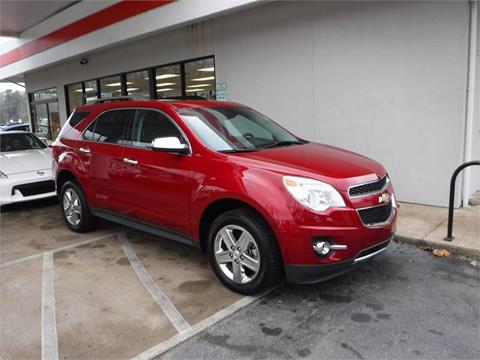 Chevrolet equinox for sale in asheville nc for Wheel city motors asheville nc