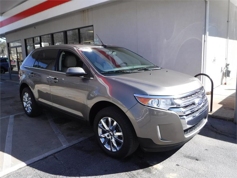 2014 ford edge awd limited 4dr crossover in asheville nc sam daves auto sales. Black Bedroom Furniture Sets. Home Design Ideas