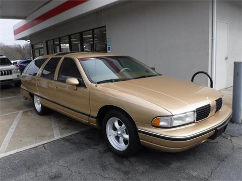 Oldsmobile custom cruiser for sale for Wheel city motors asheville nc
