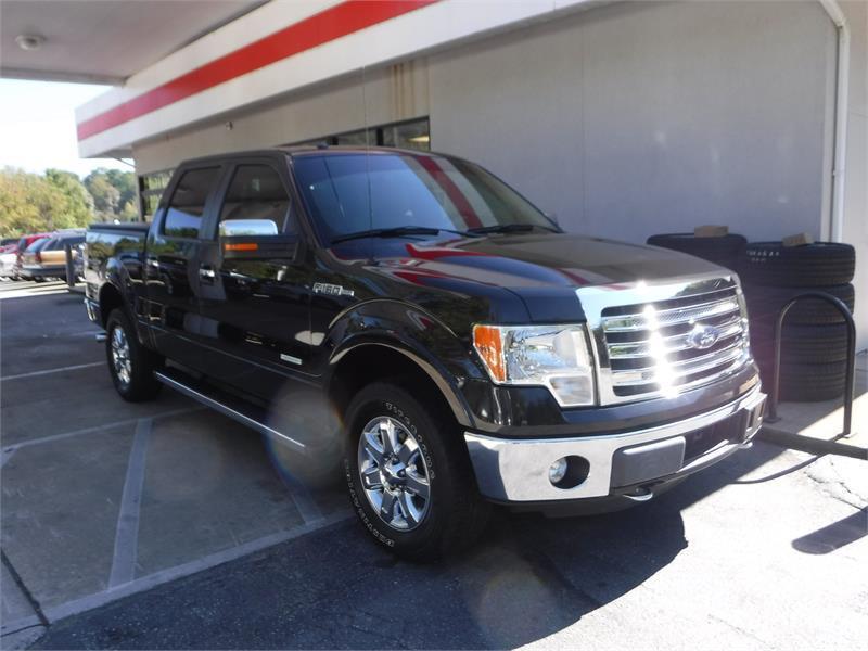 2014 ford f 150 in asheville nc sam daves auto sales. Black Bedroom Furniture Sets. Home Design Ideas