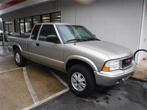 2003 GMC Sonoma for sale in Asheville, NC