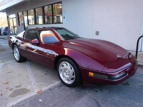 Autohaus Of Asheville >> 1993 Chevrolet Corvette For Sale In Asheville Nc