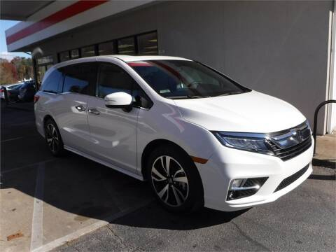 Autohaus Of Asheville >> 2019 Honda Odyssey For Sale In Asheville Nc