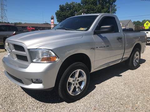 2011 RAM Ram Pickup 1500 for sale in Vienna, WV