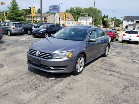 2012 Volkswagen Passat for sale in South Milwaukee, WI