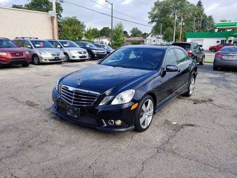 2010 Mercedes-Benz E-Class for sale in South Milwaukee, WI