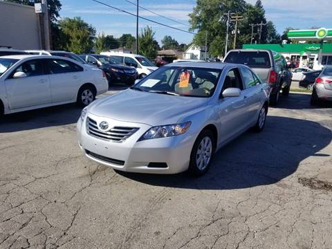 2007 Toyota Camry Hybrid for sale in South Milwaukee, WI