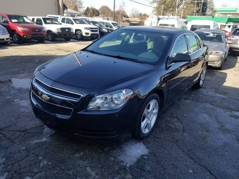 2010 Chevrolet Malibu for sale in South Milwaukee, WI