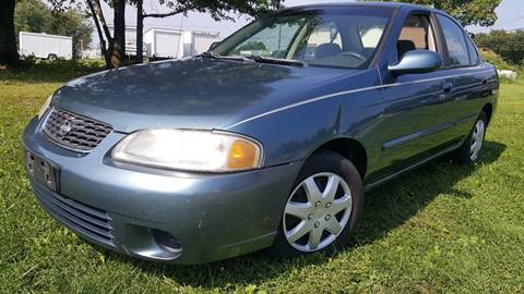 2001 Nissan Sentra for sale in Aston, PA