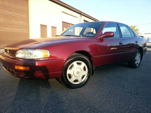 1996 Toyota Camry LE V6 Sunroof ABS   Aston PA