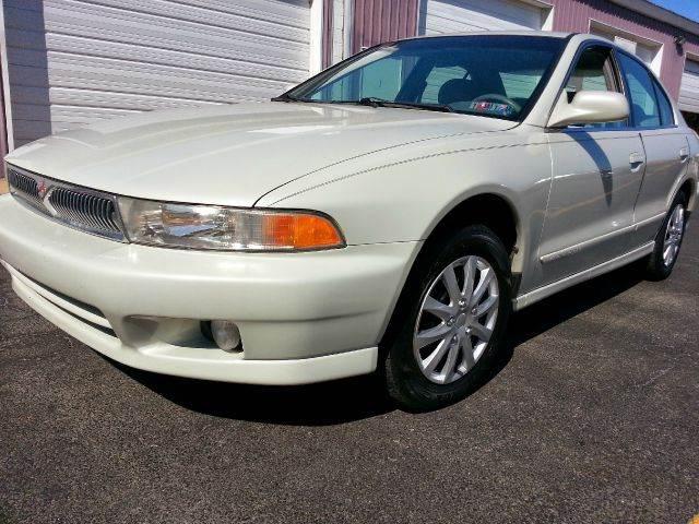 2001 Mitsubishi Galant ES   Aston PA
