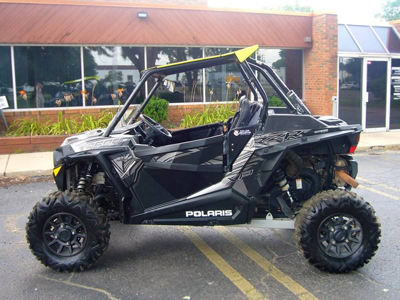 2017 Polaris Z17VDE92A Rzr XP Turbo