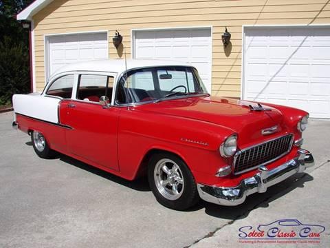 1955 Chevrolet 210 for sale in Hiram, GA