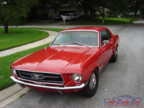 1967 Ford Mustang for sale at SelectClassicCars.com in Hiram GA
