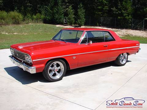 1964 Chevrolet Chevelle for sale at SelectClassicCars.com in Hiram GA
