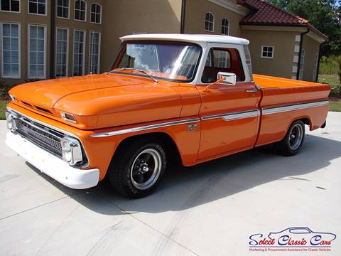 1966 Chevrolet C/K 10 Series for sale at SelectClassicCars.com in Hiram GA
