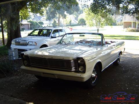1965 Ford Galaxie for sale at SelectClassicCars.com in Hiram GA