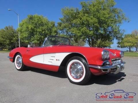 1960 Chevrolet Corvette for sale in Hiram, GA