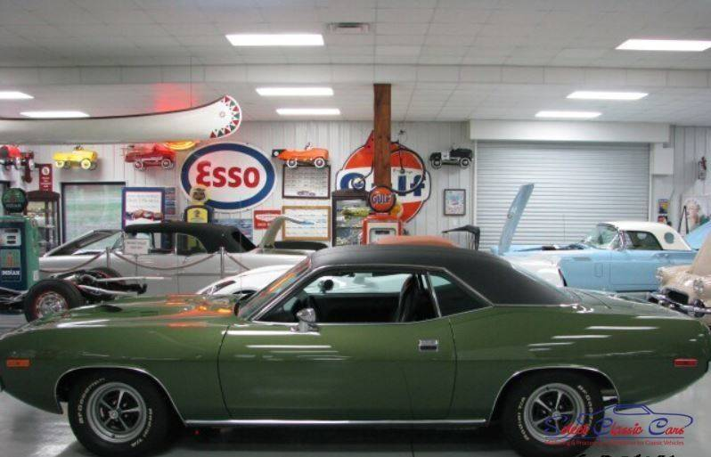 1972 Plymouth Barracuda for sale at SelectClassicCars.com in Hiram GA