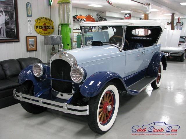 1925 Chrysler B70 for sale at SelectClassicCars.com in Hiram GA