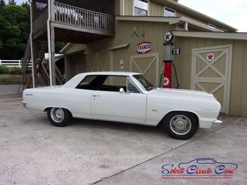 chevrolet chevelle malibu for sale carsforsale 1967 Chevy Impala 2 Door 1964 chevrolet chevelle malibu for sale in hiram ga
