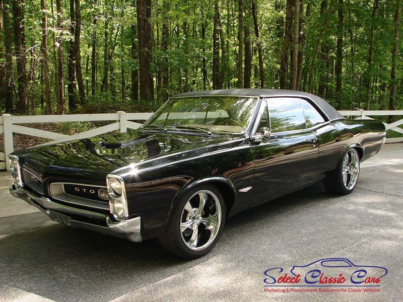 1966 Pontiac Le Mans for sale in Hiram, GA