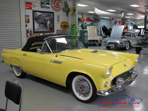 1955 Ford Thunderbird for sale at SelectClassicCars.com in Hiram GA