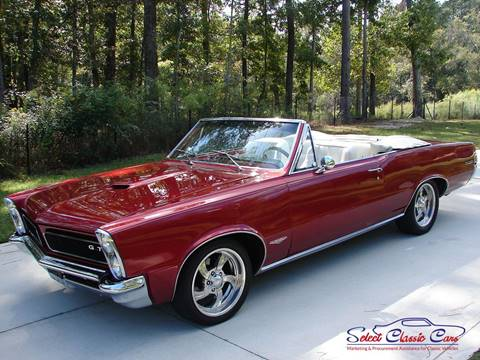 1965 Pontiac GTO for sale in Hiram, GA
