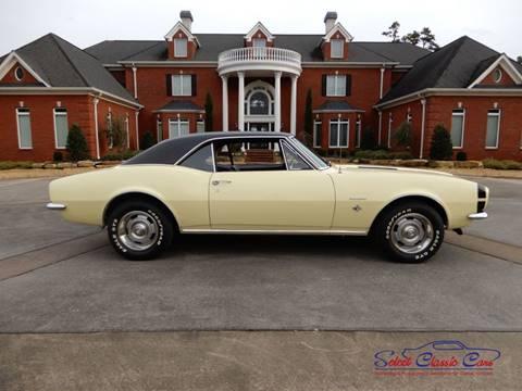 1967 Chevrolet Camaro for sale at SelectClassicCars.com in Hiram GA