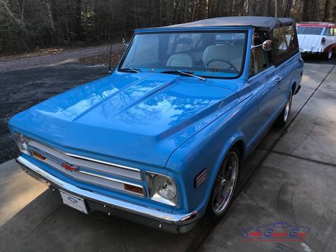 1972 Chevrolet Blazer for sale at SelectClassicCars.com in Hiram GA