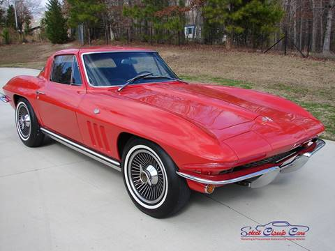 1965 Chevrolet Corvette for sale at SelectClassicCars.com in Hiram GA