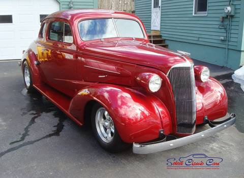 1937 Chevrolet Business Coupe for sale at SelectClassicCars.com in Hiram GA