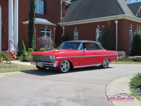 1963 Chevrolet Nova for sale at SelectClassicCars.com in Hiram GA