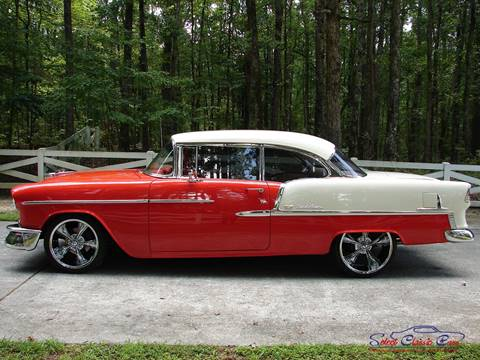 1955 Chevrolet Bel Air for sale in Hiram, GA