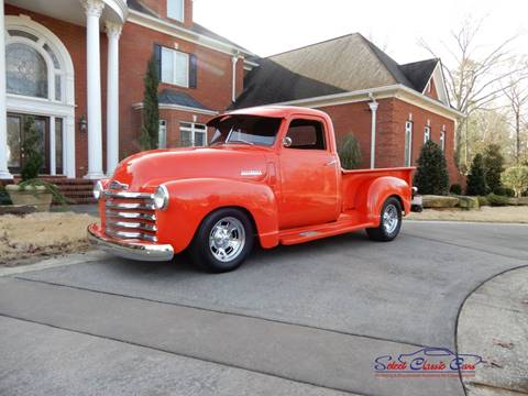 Chevrolet 3100 For Sale in Hiram, GA - SelectClassicCars com