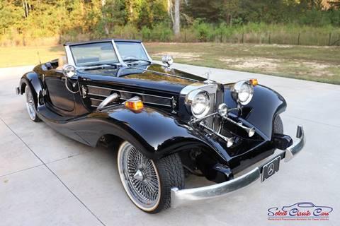 1934 Mercedes-Benz 500-Class for sale at SelectClassicCars.com in Hiram GA